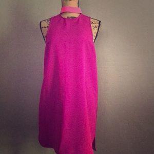 Mod-style dress